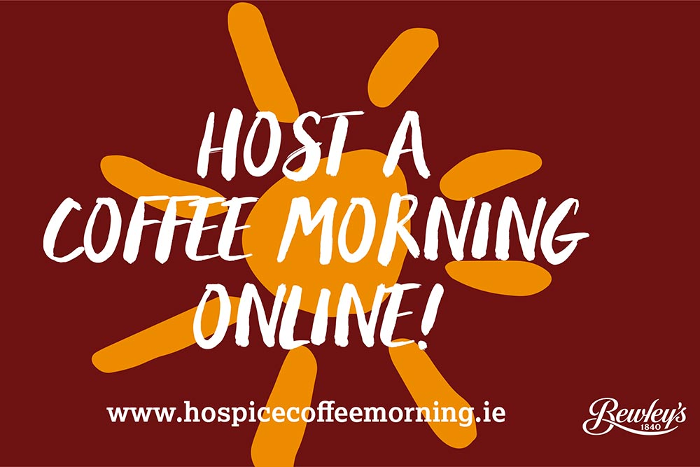 Offaly Hospice 2020 Coffee Morning