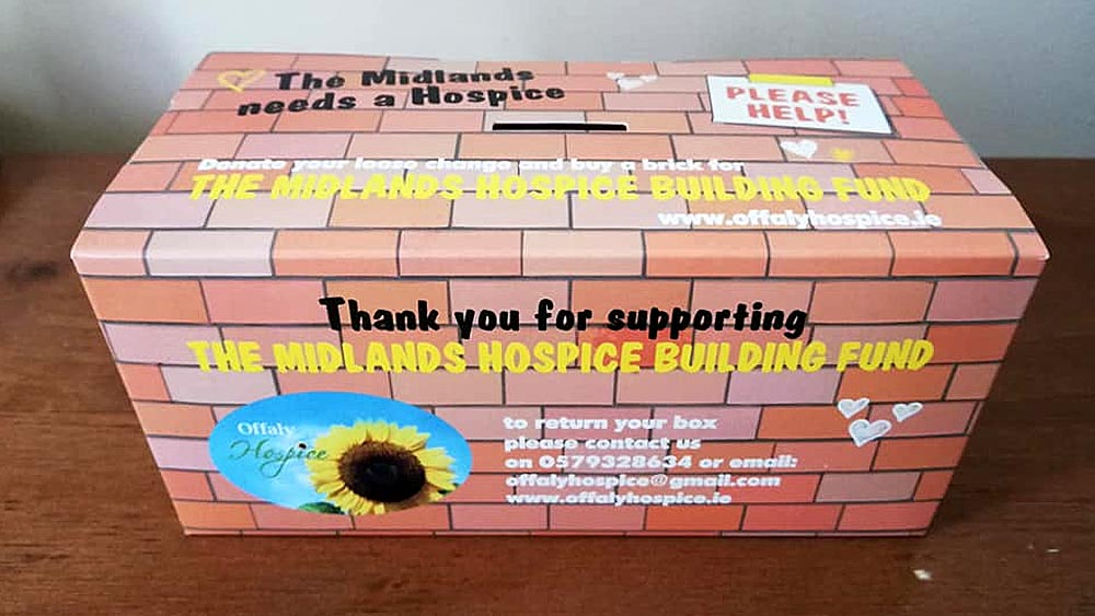 Offaly Hospice Midland Hospice Boxes